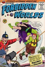 Forbidden Worlds #133 - 1st App Dragonia - 1965 (7.0) Wh