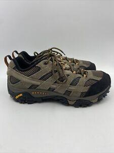 Merrell Men's Moab 2 Vent Hiking Shoe Walnut Size 9.5 W , 552