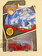 Hot Wheels~ 2019~ '08 TESLA ROADSTER ~Greetings From Space~ Chase ~Red~1:64~NM