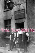 DR 501 - Globe Tavern, Sacheverel Street, Derby, Derbyshire - 6x4 Photo