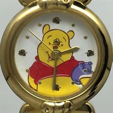 SEIKO/SII DISNEY WINNIE THE POOH collection Character Watch Lot