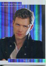 Vampire Diaries Season 3 Mystic Falls Chase Card NV-04 Klaus Mikaelson