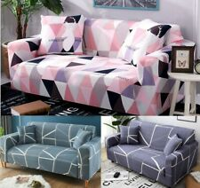 1 2 3 4 Seater Universal Stretch Sofa Cover Couch Lounge Slipcover Protector