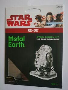 Star Wars Metal Earth R2-D2