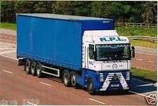 Truck Photo: RPL Transport Ltd - RENAULT MAGNUM - R300 RPL - Milton Keynes