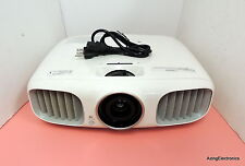 Epson PowerLite Home Cinema 3020 LCD Projector Model:H501A White