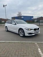 BMW 3 Series 318D Touring Sport Edition 2013