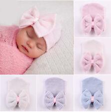 Newborn Baby Beanie 0-6 Months Baby Hats 100% Cotton Hats Hospital Hat