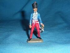 562A Starlux Atlas Trompette 2 Rgt Figurine Plomb Empire Soldat 1/32 Napoleon
