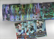2006-07 Upper Deck McDonalds Hockey COMPLETE MASTER SET MINUS CLEAR CUT