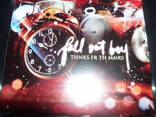 Fall Out Boy Thnks Fr Th Mmrs (Thanks For The Memories) Au CD Single – Like New