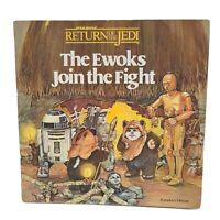 Star Wars The Ewoks Join The Fight Return of the Jedi Book 1983 Random House