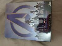 Vengadores Endgame Steelbook Bluray