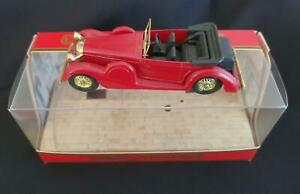 MATCHBOX MODELS of YESTERYEAR Y11 1938 LAGONDA DROPHEAD COUPE WRONG BUGATTI BOX