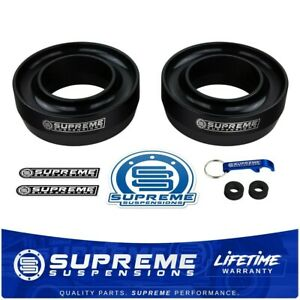 """3"""" Front Suspension Level Kit Spring Spacers For 88-98 Chevy GMC C2500 C3500 2WD"""