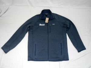 New With Tags Patagonia Men's X-Large Better Sweater Jacket