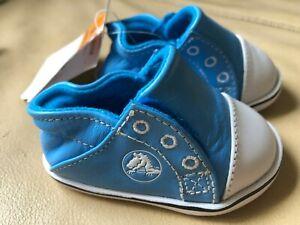 New Crocs Littles Hover Sneaker Baby Shoe Size US4 EU16-17 UK1-2 (Infant) $29.95