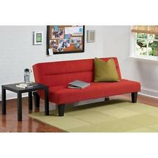 Convertible Sofa Bed Sleeper Living Room Furniture Futon Couch Guest Microfiber
