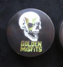 Vegas Golden Knights GOLDEN MISFITS PUCK LE