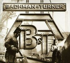 Bachman & Turner - Bachman & Turner (2016)  CD  NEW/SEALED  SPEEDYPOST