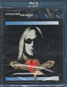Brand New!! Sealed!! Sound Stage: Tom Petty And The Heartbreakers Blu-ray Disc