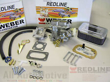Weber Carb Conversion Kit JEEP Cherokee w/ 1BBL Carter Performance 38/38 Kit