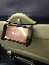 Cell Phone Hanger or Tablet Stand, (Watch movies on the Airplane)