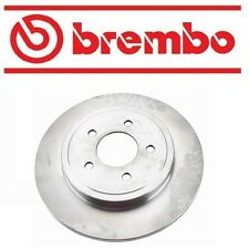 For Ford Escape Mazda Tribute Mercury Rear Disc Brake Rotor Solid Brembo