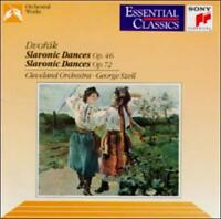 Various Artists : Dvorak: Slavonic Dances Op.46 & Op.72 CD