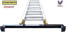 STEADYMATE Compact Ladder Stabiliser Stabilizer rubber feet 75cm