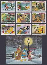Disney Blocks Postal Stamps