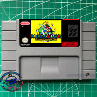 Return to Dinosaur Land  ✿ Super Mario World SNES Video Game USA Version
