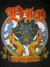 Vintage DIO Concert  Shirt 1985 Size Md Ronnie James Dio True Vintage Rare