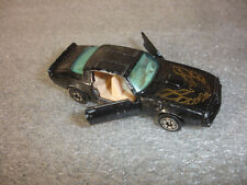 Collectible Diecast Yatming No. 1060 Pontiac Trans-Am Toy Car Made In Hong Kong