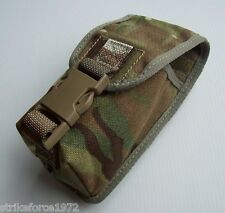 NEW - Genuine MoD Issue MTP Multicam  MOLLE Smoke Grenade Pouch
