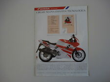 advertising Pubblicità 1991 MOTO HONDA CBR 600 F