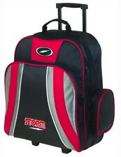 Storm Rascal Red/Black 1 Ball Roller Bowling Bag