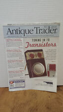 Antique Trader America's Antiques & Collectibles Transistor Radios October '13