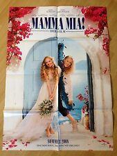 Filmposter * Kinoplakat * A1 * Mamma Mia! * 2008 * Teaser