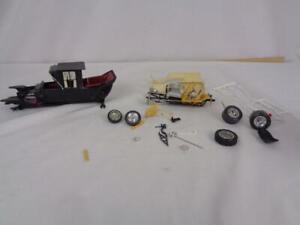 Vintage Junkyard 1/25 Scale Model Cars