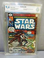 STAR WARS #28 (White Pages) CBCS 9.6 NM+ Shape Marvel Comics 1979 cgc