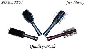 Small Handbag Size Soft Hair Brush Ideal For Girls and Women For All Hair Types