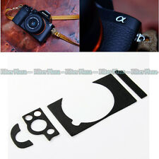 Camera Leather Case Sticker Skin Decoration Decal Cover for Sony A7 A7s A7r