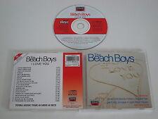 THE BEACH BOYS/I LOVE YOU(MFP 0777 7 89576 2 1) CD ALBUM