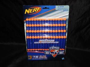 Nerf N-Strike Elite Blaster 75 Dart Refill Pack NEW Hasbro A0313 Blue Orange