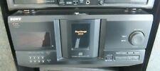 Sony CDP-CX235, 200fach CD-Wechsler mit Fernbedienung und Bedienungsanleitung