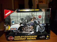 BUDDY L HARLEY DAVIDSON HIGHWAY PATROL MOTORCYCLE