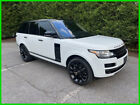 2016 Land Rover Range Rover HSE 2016 HSE Used 3L V6 24V Automatic 4WD SUV