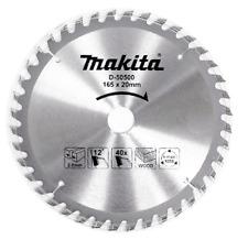 Makita D-50500 Circular Saw Blade Wood 40T for DSS611Z, BSS611Z