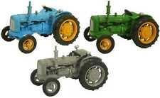 76SET10B Oxford Diecast OO Gauge Triple Tractor Set
